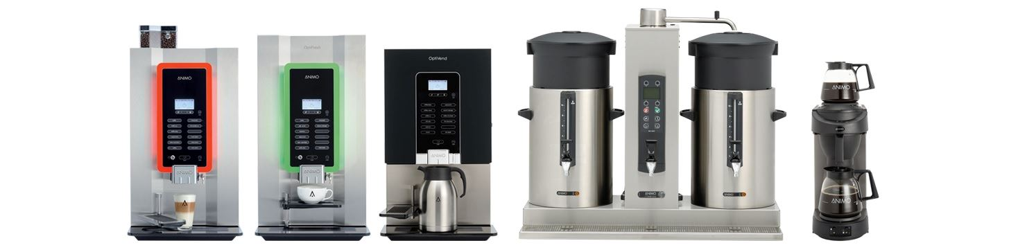 Animo coffee machines free quote