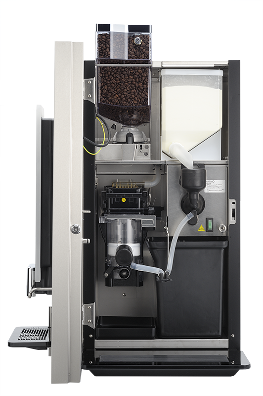 fresh brew coffee machine